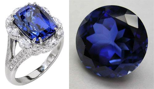 синий сапфир магические свойства