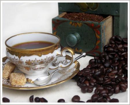 Притча о кофе и обстоятельствах