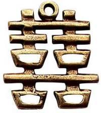 Талисман счастья: символ двойного счастья Хси-Хси