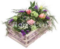 послать цветы