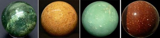 зеленый авантюрин, желтый авантюрин, голубой авантюрин, коричневый авантюрин