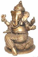 Ганеша - талисман из Индии