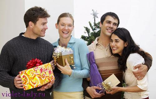 Выбираем подарки на Новый Год коллегам