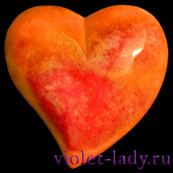 Сердолик - любовный талисман