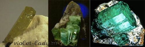 Магические свойства гелиодора