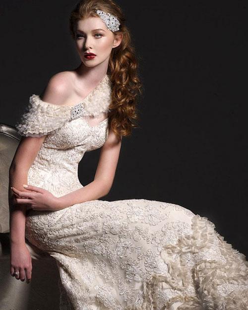 Свадебные платья 2011: модные тенденции