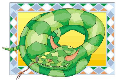 Восточный гороскоп на 2011 год. Змея