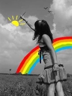 Позволь себе быть счастливой