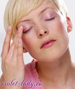 Красивые глаза: уход и забота