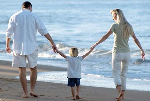 Как ребёнок переживает развод своих родителей