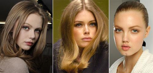 Модные тенденции в макияже летом 2011 Versace
