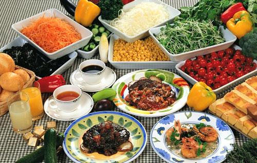 Морские салаты для праздничного стола