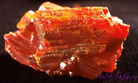 Магическая сила красных камней