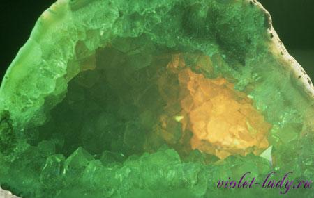 Магическая сила зеленых камней