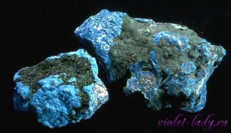 Магическая сила голубых камней