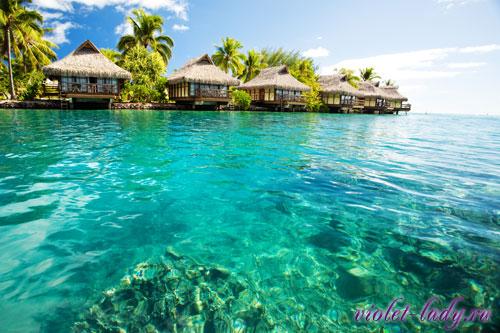 Экзотический отдых на Карибах