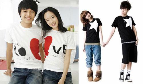 Couple look: парная одежда для влюблённых