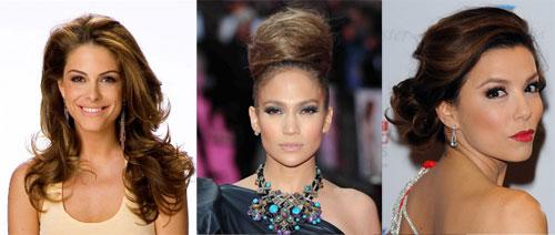 Причёски для женщин за 40