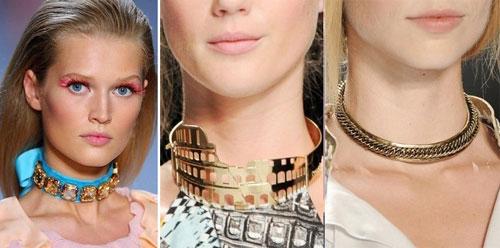 Модные украшения для лета 2012 года