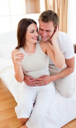 Развитие плода в первый триместр беременности