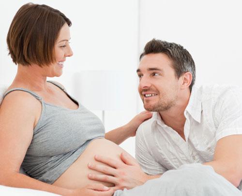 как развивается плод во втором триместре беременности