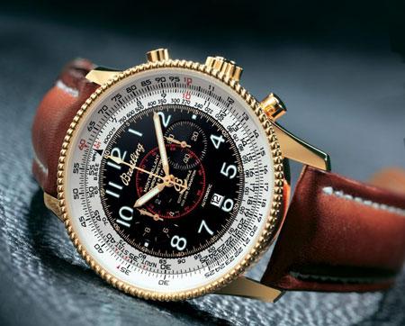 Часы breitling - «высший пилотаж»