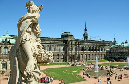 Лейпциг – один из удивительнейших городов Германии