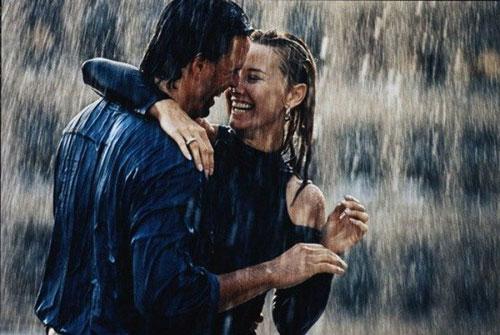 Призрак из дождя. Рассказ для женщин