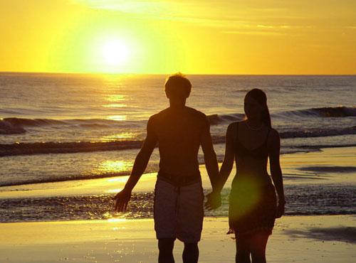Море, солнце и курортный роман