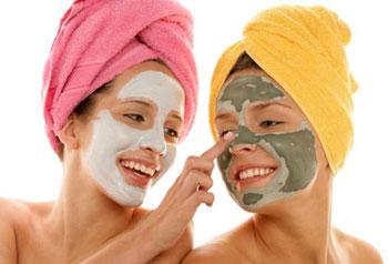 глина в косметологии