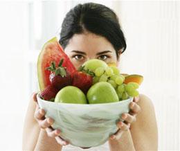 условие правильного питания