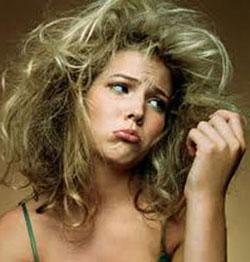 О чем говорят секущиеся волосы?