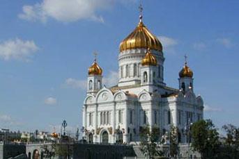 Москва за несколько дней