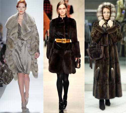 Модные тенденции в мире шуб