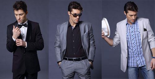 Мужские костюмы benaffetto