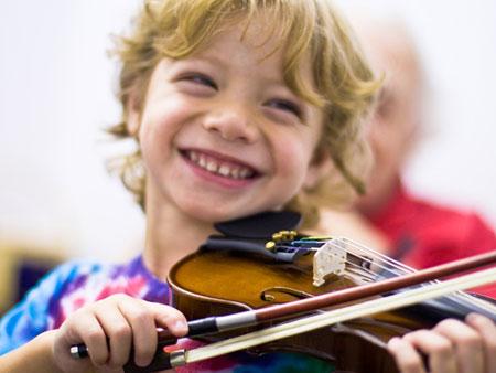 Значение музыкального развития ребенка