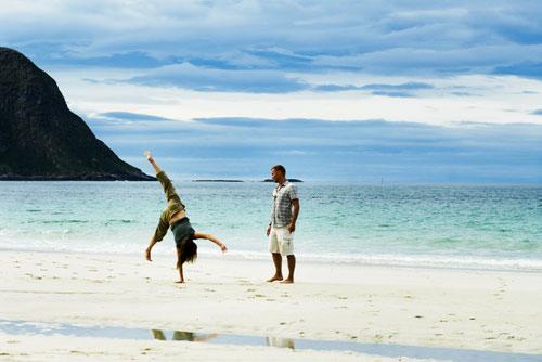 Романтичное путешествие в Норвегию