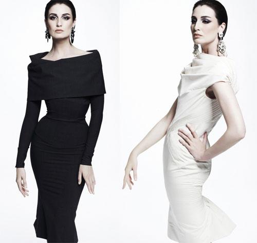 Какое оно – стильное платье?