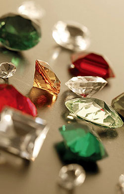 О магических свойствах некоторых камней