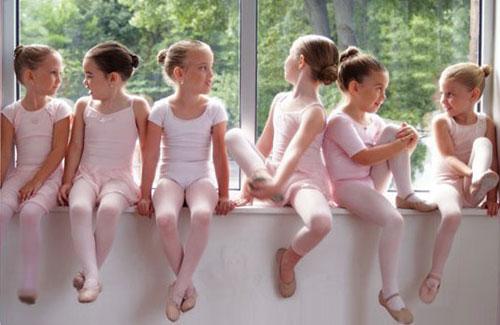Как выбрать танцевальную обувь для детей
