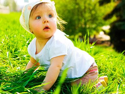 уход за ребенком летом