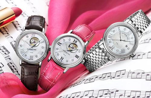 Наручные часы – обязательный женский аксессуар