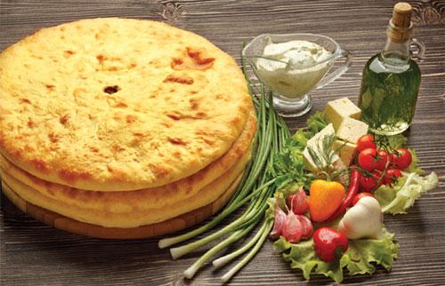 Незабываемый вкус осетинских пирогов