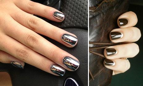 Дизайн ногтей ши лака