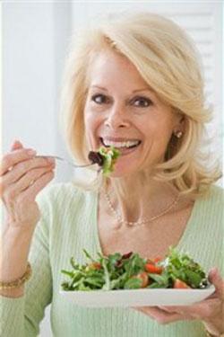 правила питания после 50
