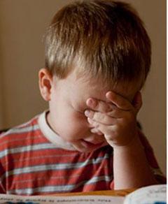 помощь ребенку при стрессе