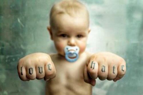 что делать если раздражает ребенок