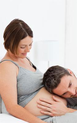 Изменения в женском организме во время беременности