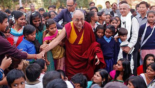 Воспитание детей по-тибетски