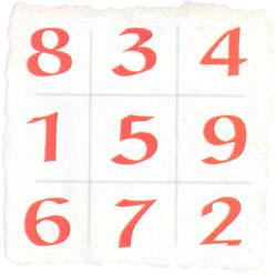 Число-талисман